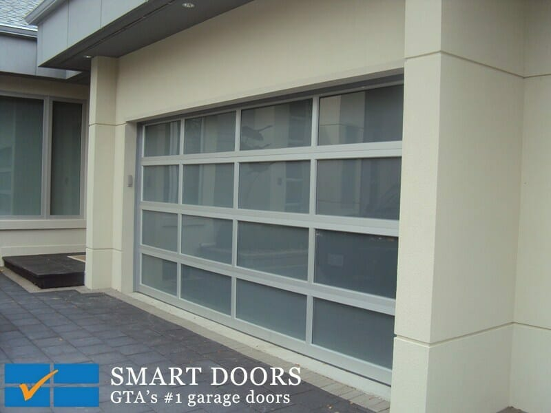 full view garage doors in Toronto, Vaughan, and Richmond Hill