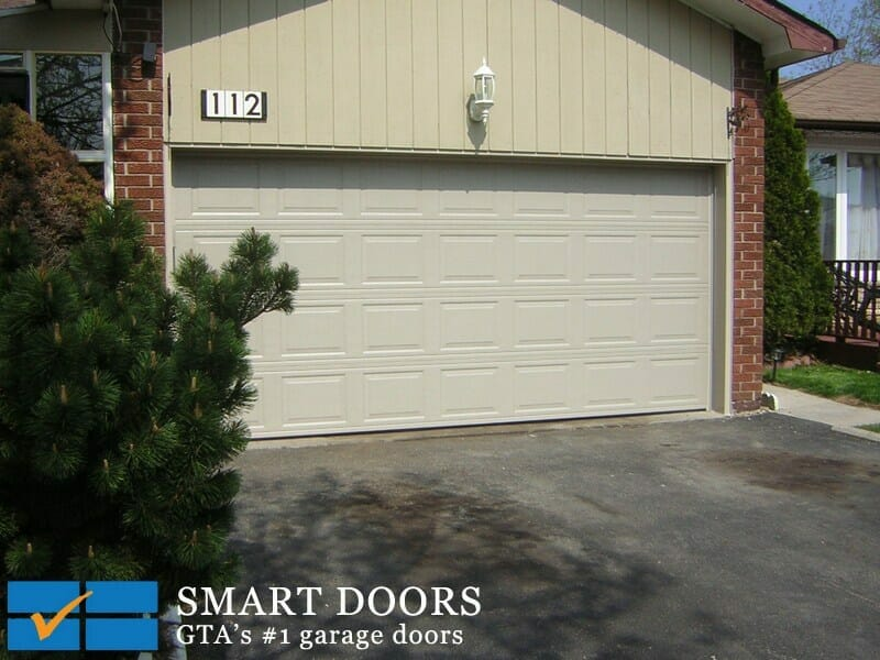 It's time for a new garage door installation