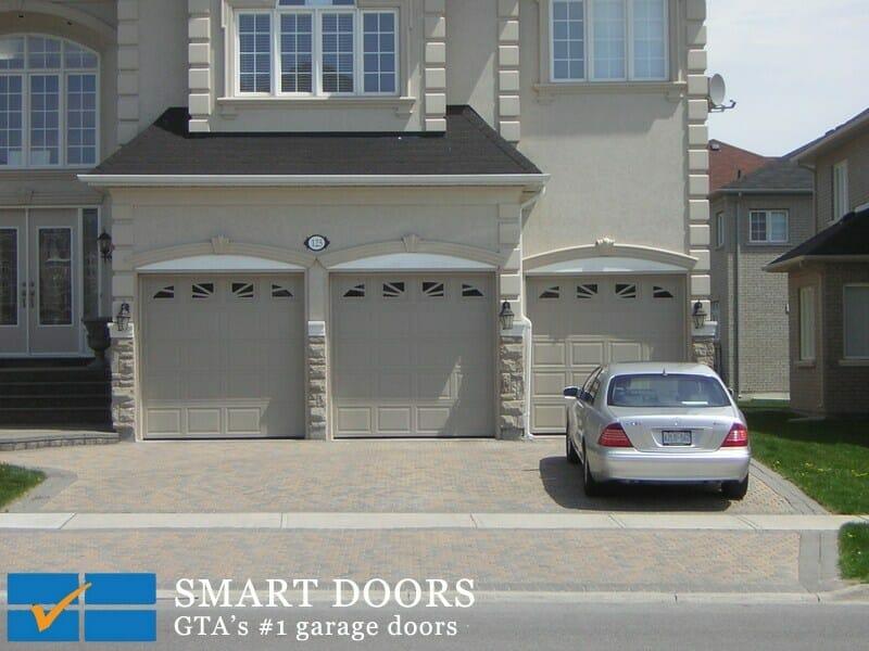 insulate garage door benefits