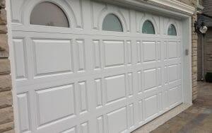 insulated garage doors vs non-insulated garage doors