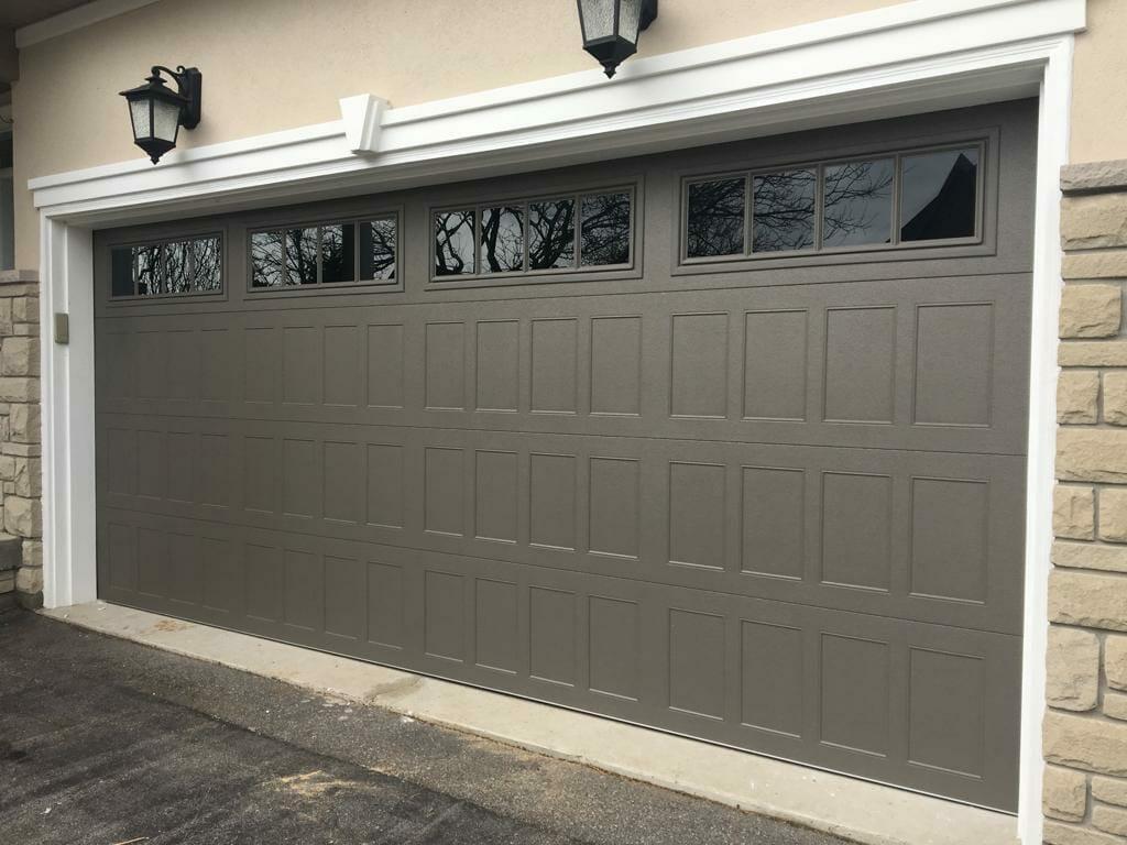 classic garage door by smart doors