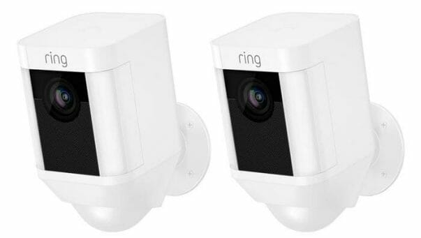 ring security camera for garage door safety